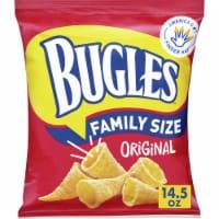 Bugles Original Flavor Crispy Corn Snacks Family Size