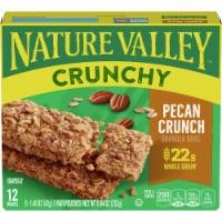 Nature Valley Crunchy Pecan Crunch Granola Bars 6 Count