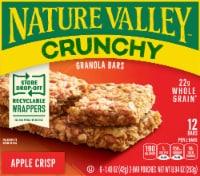 Nature Valley Apple Crisp Granola Bars - 6 ct / 1.5 oz