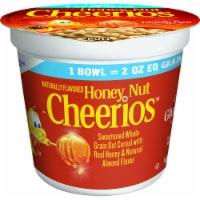 Cheerios Honey Nut Cereal - 12 ct / 1.8 oz