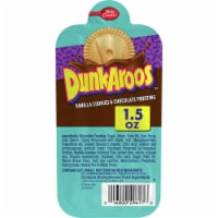 DunkAroos Vanilla Cookies and Chocolate Frosting - 1.5 oz