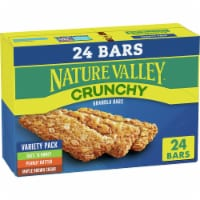 Nature Valley Crunchy Granola Bar Variety Pack