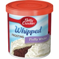 Betty Crocker Whipped Fluffy White Frosting