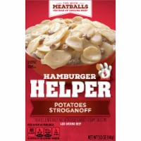 Hamburger Helper Potatoes Stroganoff