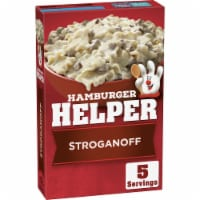 Hamburger Helper Stroganoff Meal