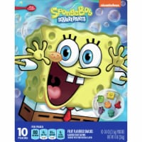 Betty Crocker SpongeBob Fruit Flavored Snacks