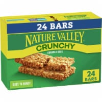 Nature Valley Oats and Honey Crunchy Granola Bars
