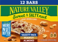 Nature Valley Sweet & Salty Nut Granola Bars Variety Pack 12 Count