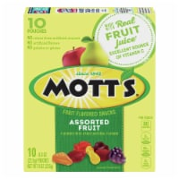 Mott's Original Assorted Fruit Snacks 10 Count