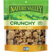 Nature Valley Big & Crunchy Oats & Honey Granola