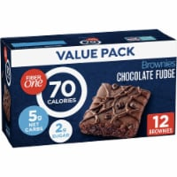 Fiber One 70 Calorie Chocolate Fudge Brownies