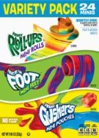 Betty Crocker Fruit Minis Variety Pack