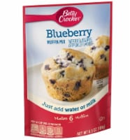 Betty Crocker Blueberry Muffin Mix Case