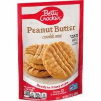 Betty Crocker Peanut Butter Snack Size Cookie Mix