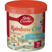 Betty Crocker Original Rainbow Chip Frosting
