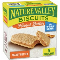Nature Valley Honey Biscuits with Peanut Butter Filling