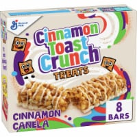 Cinnamon Toast Crunch Treat Bars 8 Count