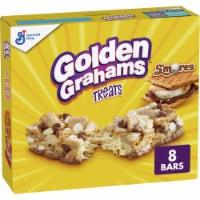 General Mills Golden Grahams Smores Treat Bars - 8 ct / 1.06 oz