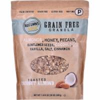 Autumn's Gold Grain-Free Granola Toasted Coconut Almond, 20 Ounce - 1 unit