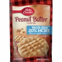 Betty Crocker Value Size Peanut Butter Cookie Mix