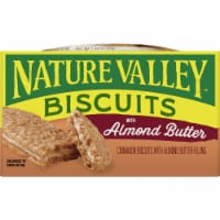 Nature Valley Biscuits with Almond Butter 16 Count
