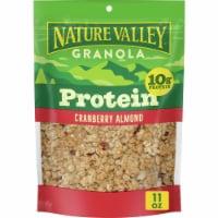 Nature Valley Cranberry Almond Protein Granola