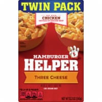 Hamburger Helper Three Cheese Pasta & Sauce Mix Twin Pack