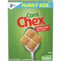 Chex Corn Gluten Free Family Size Breakfast Cereal
