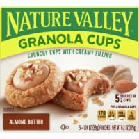 Nature Valley Almond Butter Granola Cups 5 Count