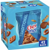 Chex Mix Traditional Snack Mix (42 Count) - 1 unit