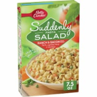 Suddenly Salad Ranch & Bacon Pasta Salad Mix