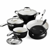 Tramontina Gourmet Cookware Set - Black