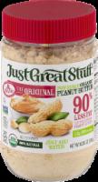 Just Great Stuff Organic Powdered Peanut Butter