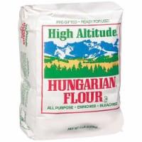 High Altitude Hungarian All-Purpose Flour