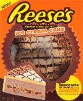 Reese's Premium Peanut Butter Ice Cream Cake