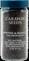 Morton & Bassett Caraway Seeds - 2 oz
