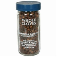 Morton & Bassett Whole Cloves - 1.3 oz