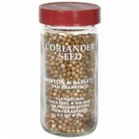 Morton & Bassett Coriander Seed - 1.2 oz