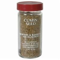 Morton & Bassett Cumin Seed - 2 oz