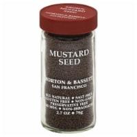 Morton & Bassett Brown Mustard Seed - 2.7 oz
