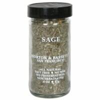Morton & Bassett All Natural Sage - .33 oz