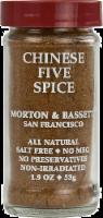 Morton & Bassett Chinese Five Spice - 2.3 oz
