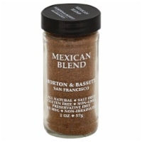 Morton & Bassett Mexican Blend - 2 oz