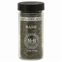 Morton & Bassett Organic Basil