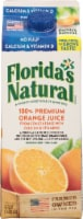 Florida's Natural No Pulp Calcium & Vitamin D Orange Juice