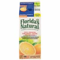 Florida's Natural Some Pulp Calcium & Vitamin D Premium Orange Juice