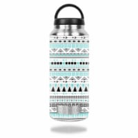 MightySkins RTBOT36-Turquoise Tribal Skin for RTIC 36 oz Bottle 2016 Wrap Cover Sticker - Tur - 1