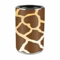 MightySkins OZCAN-Giraffe Skin for Ozark Trail 12 oz Can Wrap Cover Sticker - Giraffe