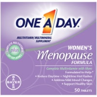 One A Day Women's Menopause Formula Multivitamin