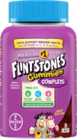 Flintstones Complete Kids Multivitamin Gummies 70 Count